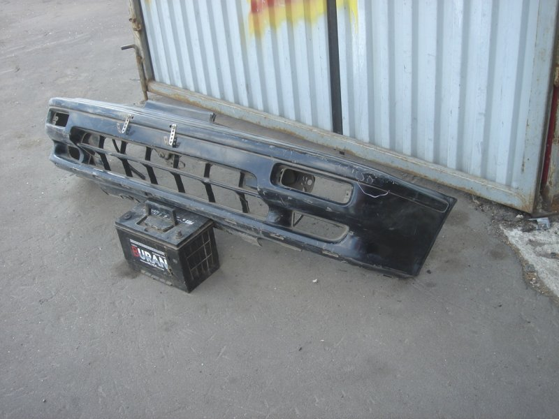 Бампер передний Integra DA
