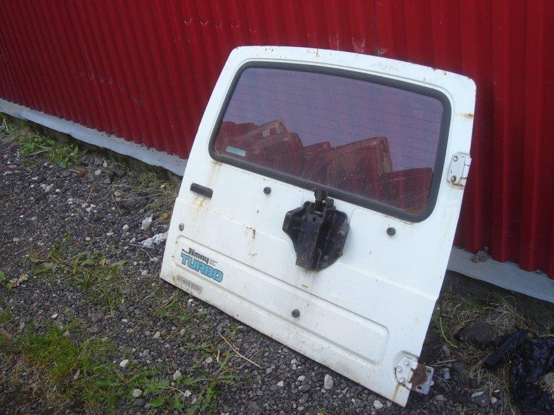 Крышка багажника задняя Jimny 2