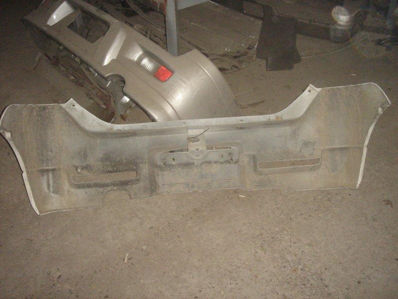 Бампер задний Suzuki Wagon R RR