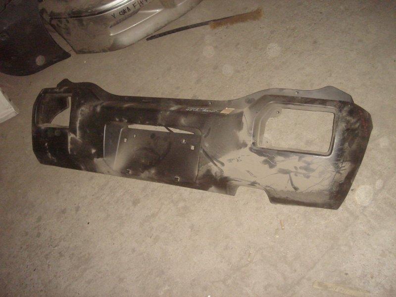 Бампер задний Wagon R 1
