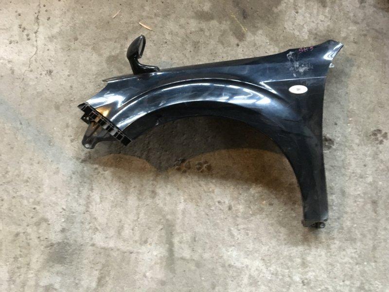 Крыло Subaru Forester SH
