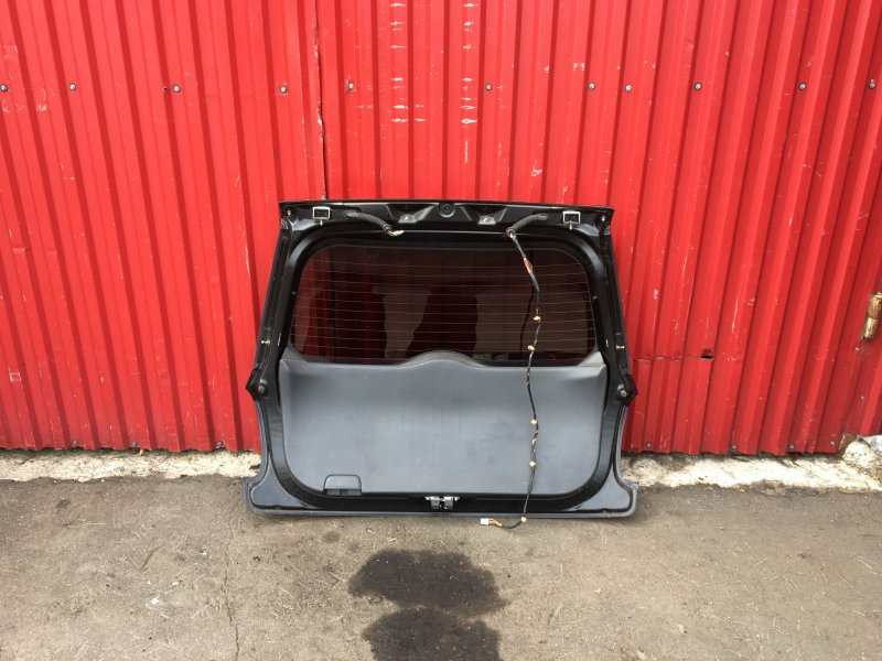 Дверь багажника задняя SX4