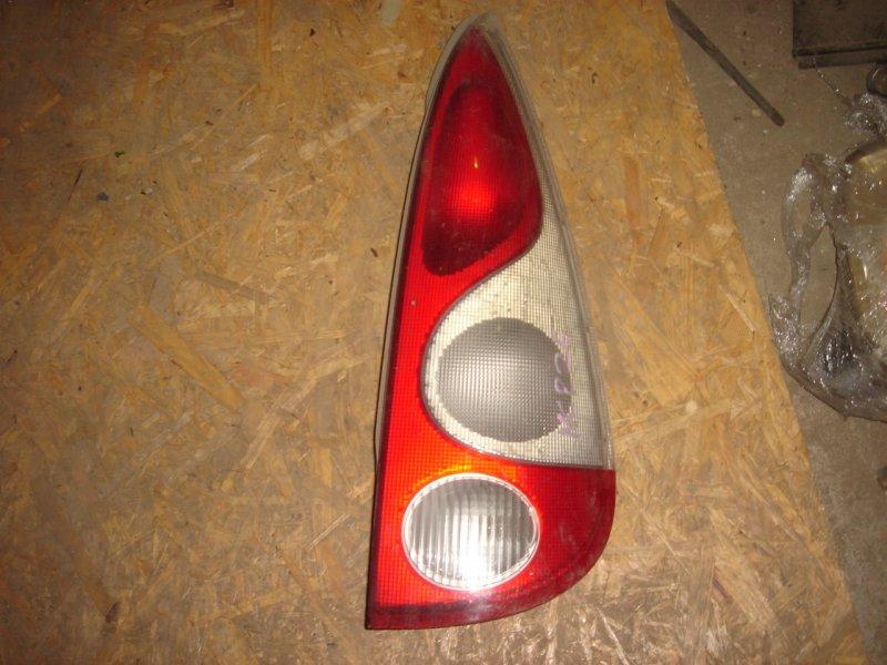 Стоп-сигнал Toyota Funcargo XP20