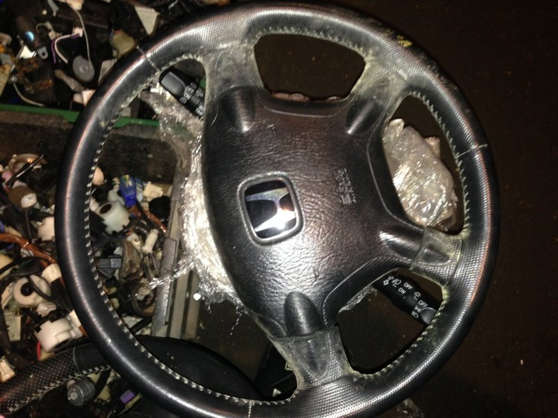 Руль Honda контрактная