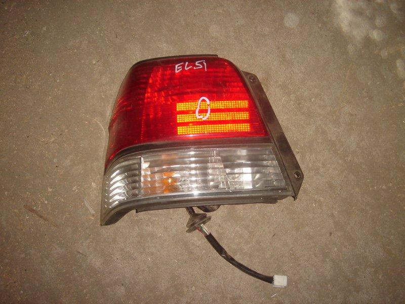 Стоп-сигнал Toyota Corsa Tercel L50