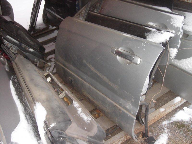 Дверь Subaru Forester SG контрактная