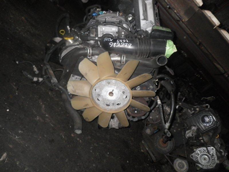 Двигатель 6VD1