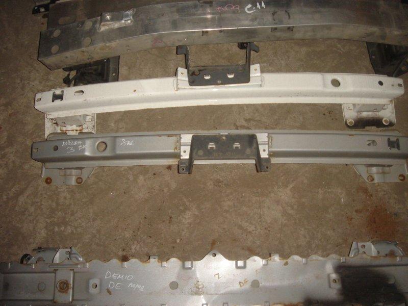 Усилитель бампера задний Mazda 3 BK контрактная