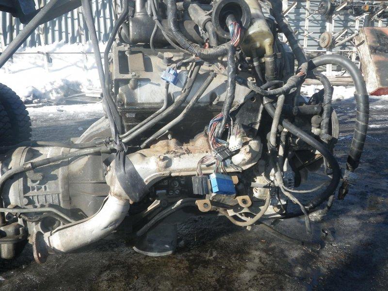 Двигатель ISUZU 6VD1