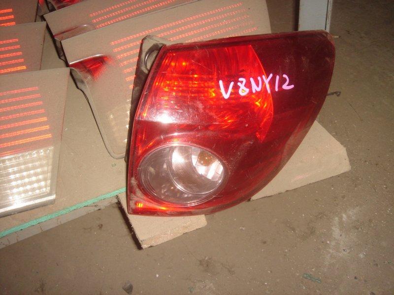 Стоп-сигнал Nissan Wingroad Y12