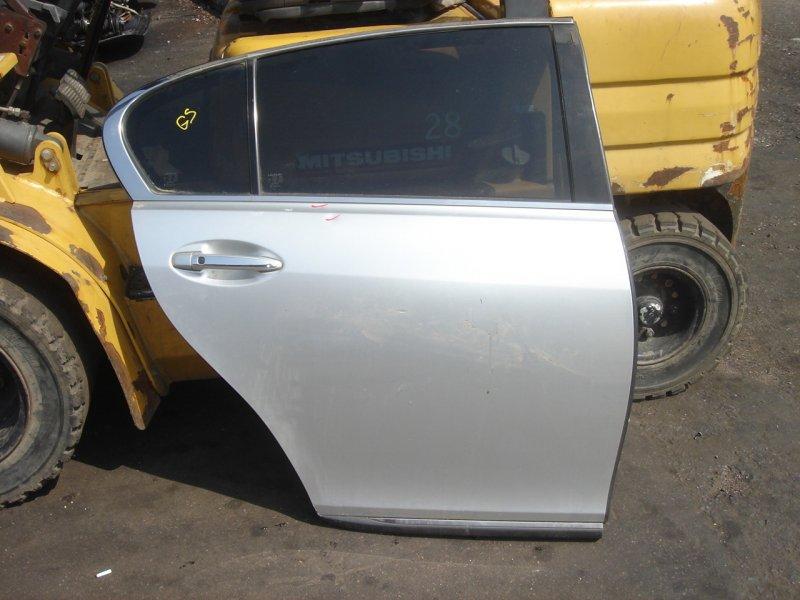 Дверь Lexus GS300 S190 контрактная
