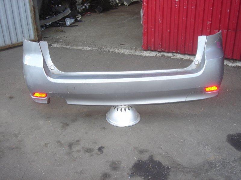 Бампер задний Subaru Legacy BR