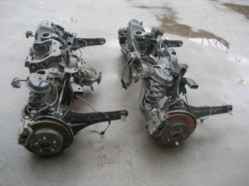 Балка подвески Mazda СХ-7