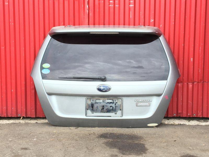 Крышка багажника задняя Subaru Forester SG