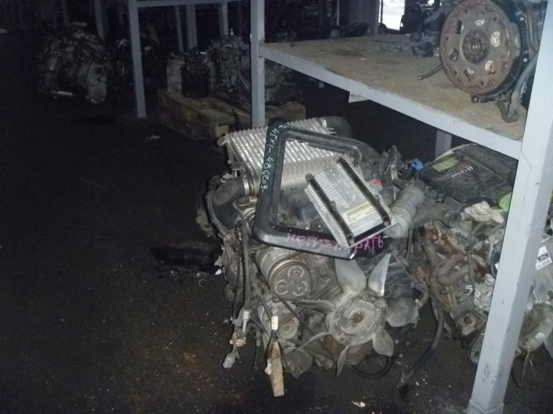 Двигатель ISUZU 4JX1 контрактная