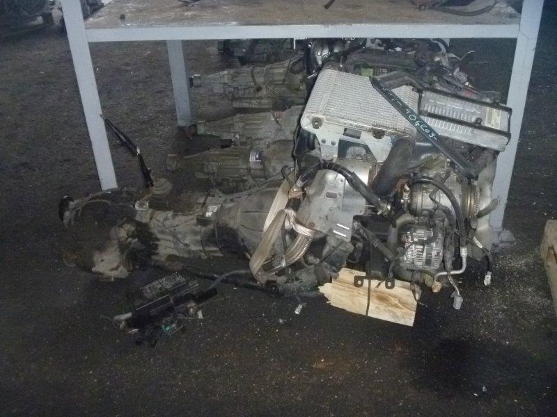 Двигатель 4JX1