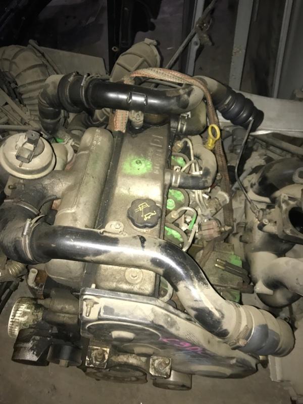 Двигатель FOCUS 2002 C9DC
