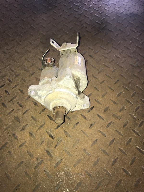 Стартер Honda CR-V 2000 RD B20B контрактная