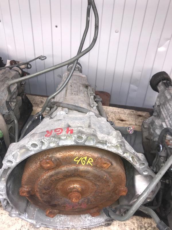 АКПП Lexus is250 2007 4grfse контрактная
