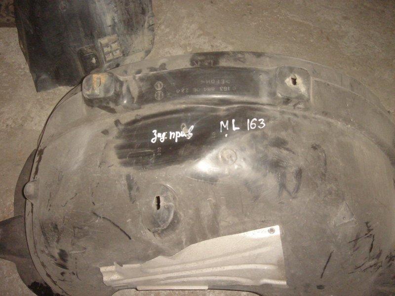 Подкрылок задний ML 2001 163 5.5