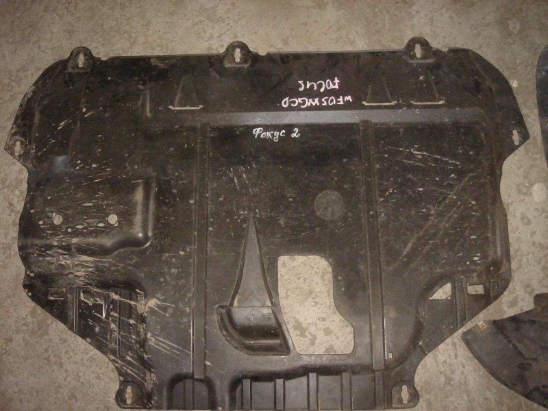 Защита двигателя передняя Ford FOCUS 2006 2 контрактная