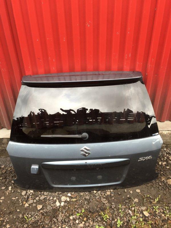 Дверь багажника задняя Suzuki SX4