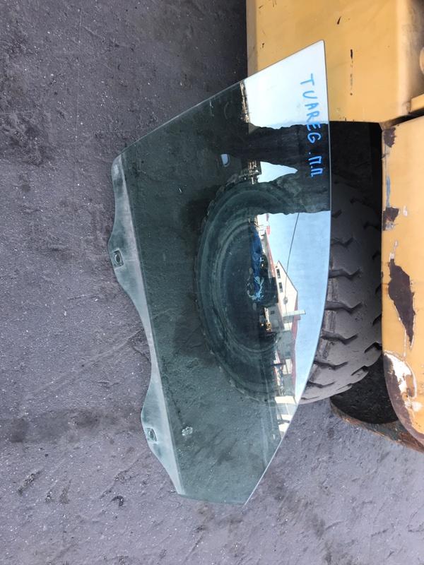 Стекло переднее volkswagen touareg 2006 7LA Б/У