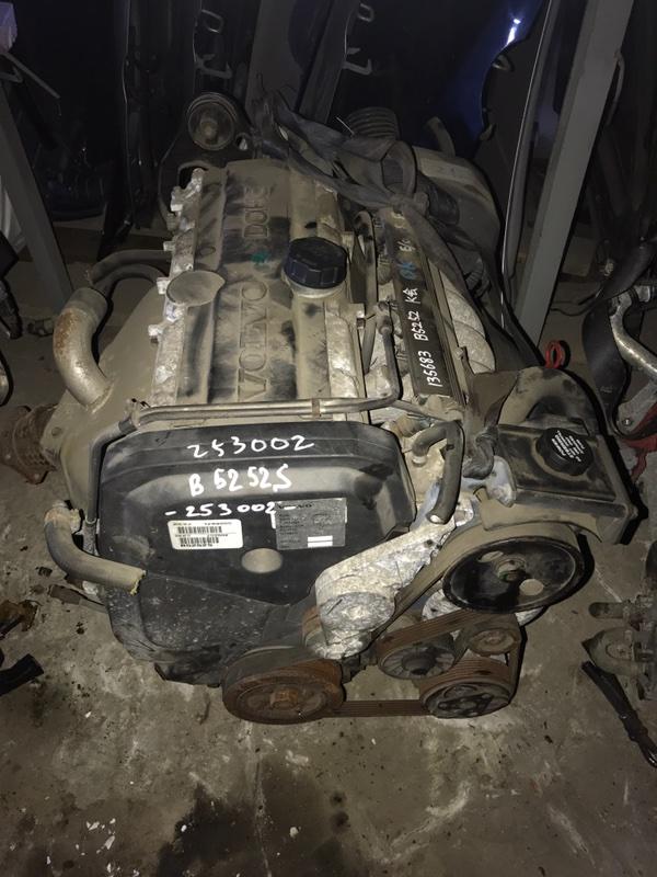 Двигатель Volvo S70 2000 850 B5252S Б/У