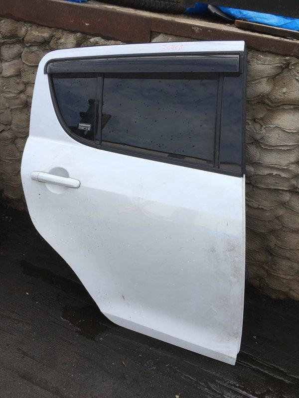 Дверь Suzuki Swift 4