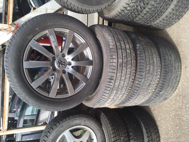 Колесо Volkswagen Touareg 7LA контрактная