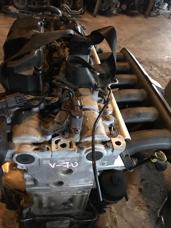 Двигатель XC90 2009 C_98 B6324S