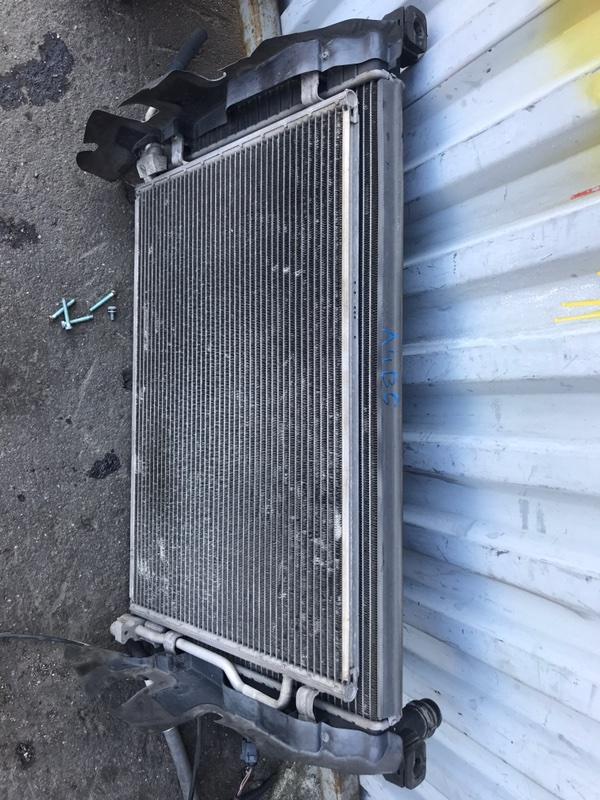 Радиатор кондиционера Audi A4 B6 2004 8EC контрактная