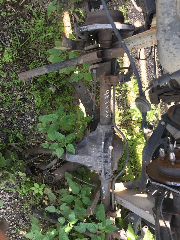Редуктор задний Jeep chegran drokee 2004 WJ контрактная
