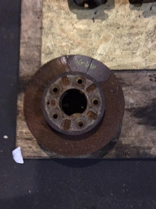 Тормозной диск передний Bongo Friendee 1998 SG WL