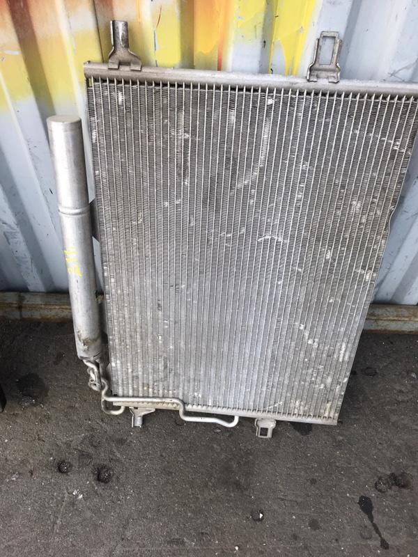 Радиатор кондиционера Mercedes-Benz E 2005 W211 контрактная