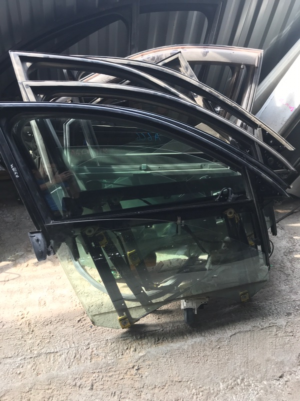 Мотор стеклоподъемника Audi A6C6 2007 4F2 контрактная