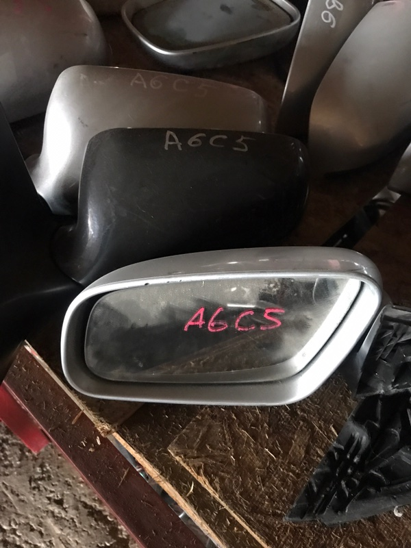 Зеркало Audi A6C5 2000 4B контрактная