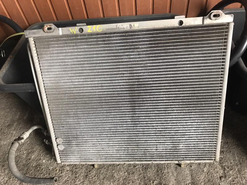 Радиатор кондиционера Mercedes-Benz E 2002 W210 контрактная