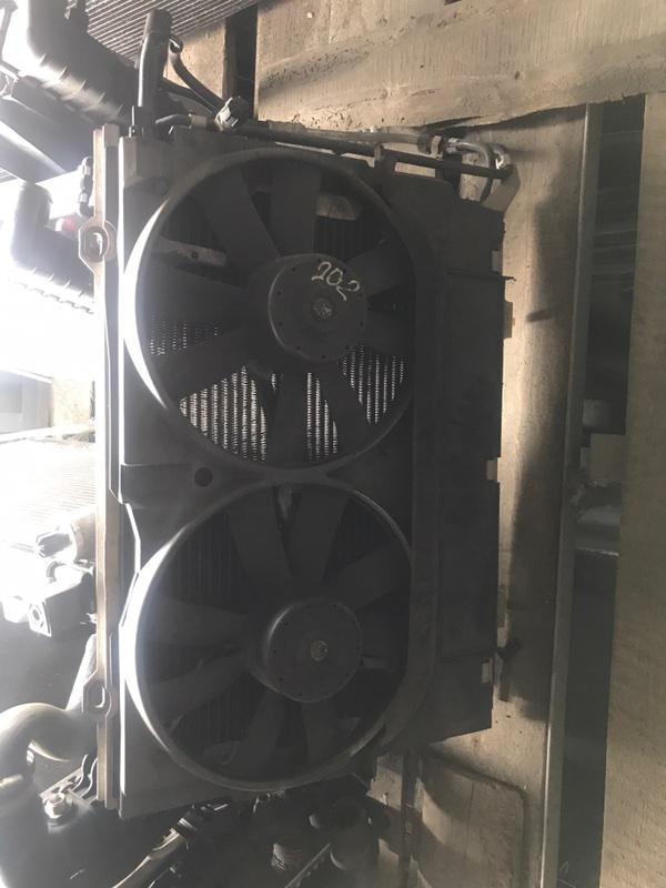 Вентилятор радиатора Mercedes-Benz С 2000 W202 контрактная