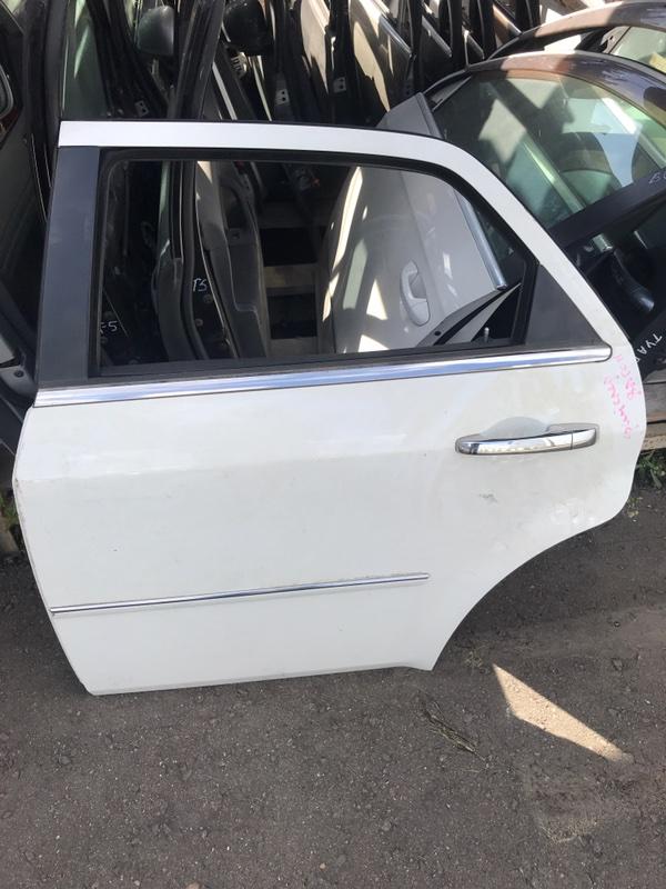 Дверь задняя Chrysler 300C 300C 2006 LE контрактная