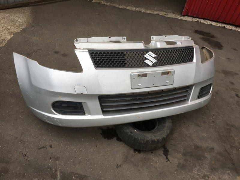 Бампер передний Suzuki Swift 3 контрактная