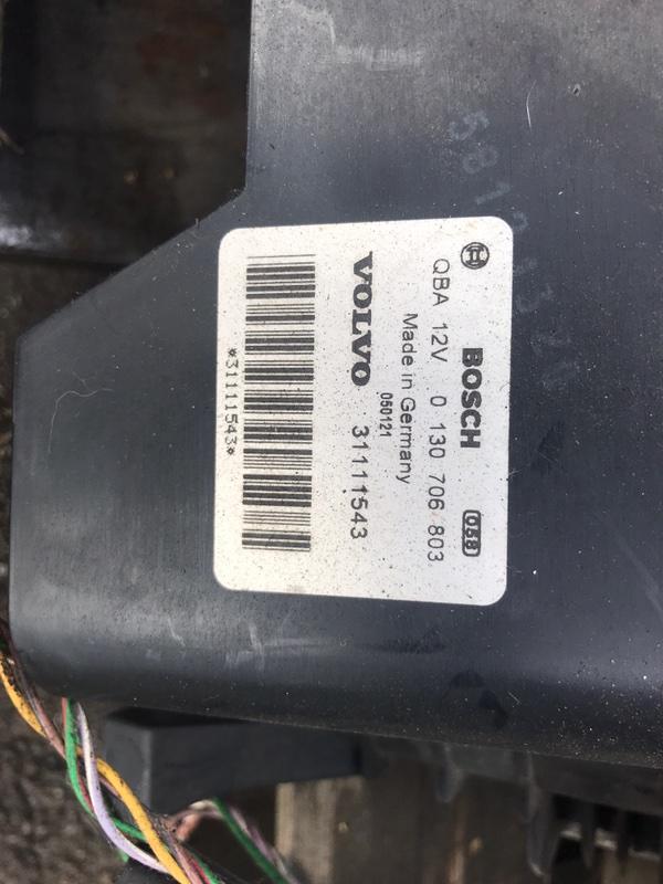 Вентилятор радиатора Volvo XC90 C_98
