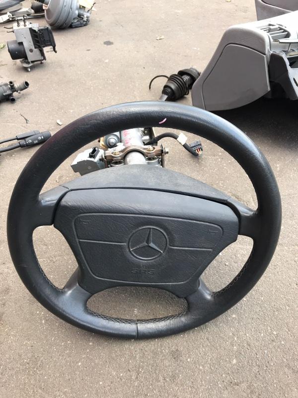 Руль Mercedes-Benz E 1997 W210 контрактная