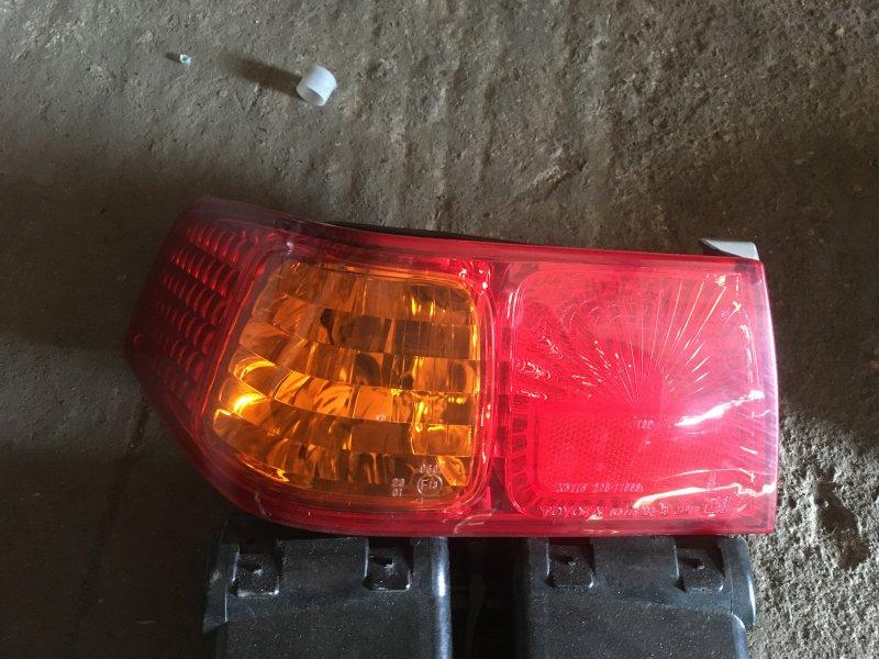 Фонарь заднего хода задний Toyota Camry 1998 XV20 контрактная