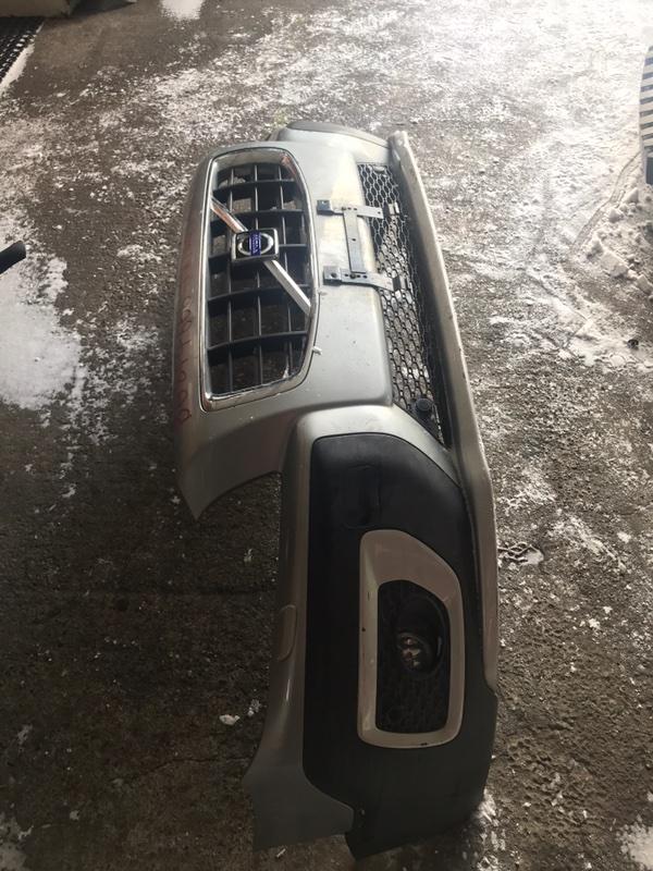Бампер передний XC70 2012 BZ52