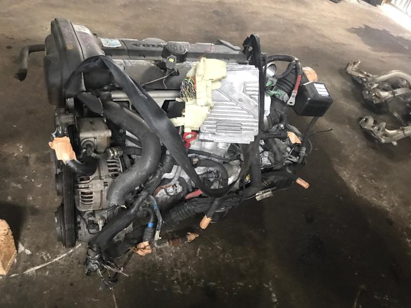 Двигатель S60 2004 RH B5244s