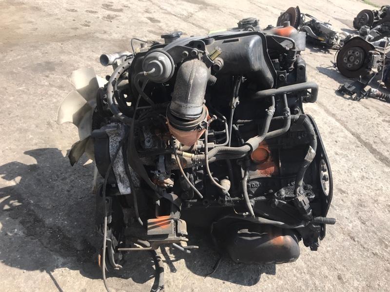 Двигатель 4JG2