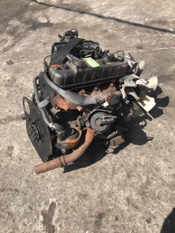 Двигатель isuzu 4JG2