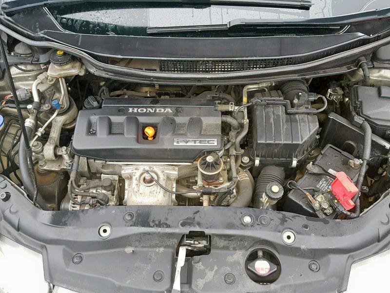 Шестерня (шкив) распредвала Honda Civic 8 5D 2006-2011 R18A2 14211-RNA-A01 контрактная