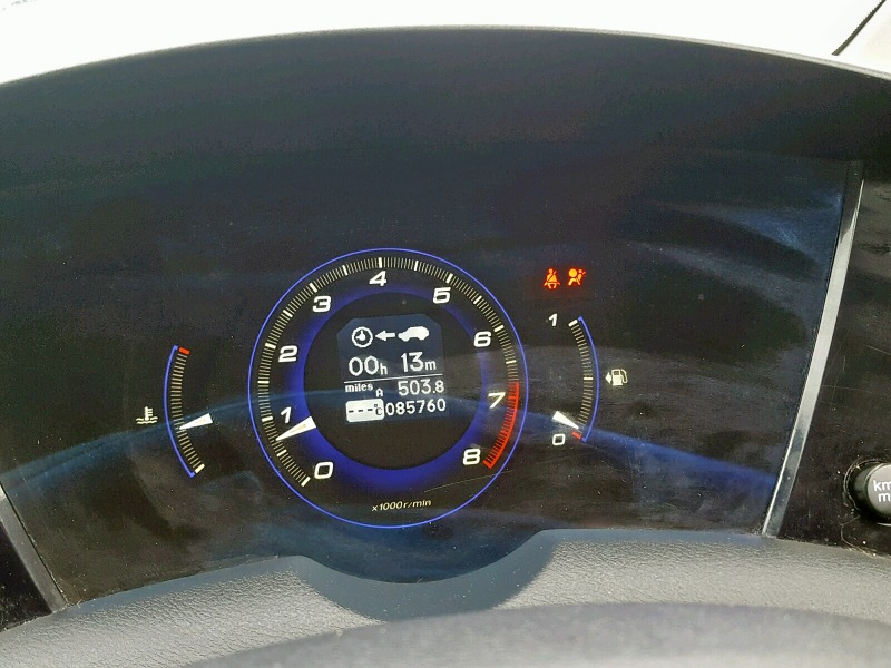 Шестерня (шкив) распредвала Civic 8 5D 2006-2011 R18A2